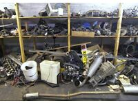 LARGE SELECTION OF CAR PARTS - NO REASONABLE OFFER REFUSED