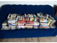 100+ books lot (old and new)