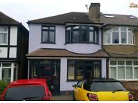 External wall insulation and rendering