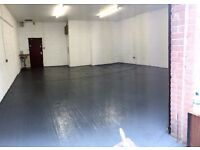 Workshop ¦ Storage ¦ Industrial Unit TO LET - Flexible Easy in Easy out terms