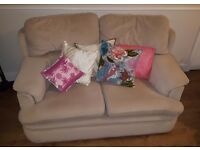 Sofa and armchair - free to collect