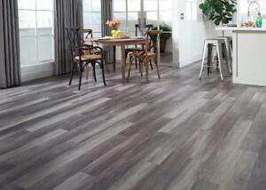 BRAND NEW Luxury Vinyl Plank (LVP) Flooring, Vinyl Flooring Planks. $1.10 Sq.Ft !! HUGE SALE