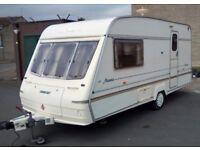 1999 Bailey discovery 2 berth caravan