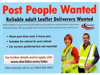 Post People wanted in Maidstone