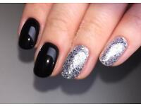 Mobile Bio Sculpture Gel Nail Technician, fully qualified and insured