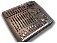 Soundcraft Powerstation 600 Spirit Mixer PA Amplifier