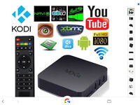 Android boxes **All TV Add Ons****