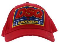 DSquared SnapBack With Decorative Stitching For SALE!