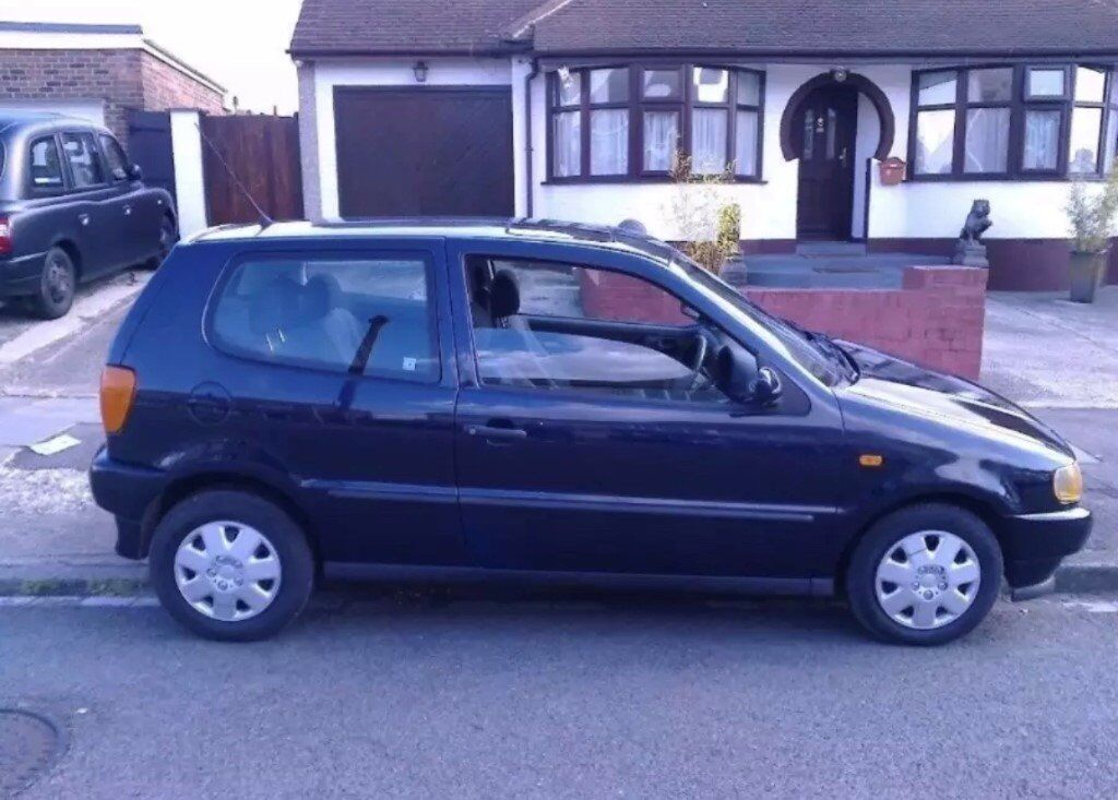 Volkswagen Polo 1.4L Manual Blue 91,600 Miles MOT MAY 2019