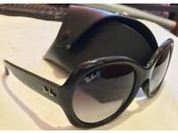 LOVELY WOMENS RAYBAN SUNGLASSES - BRAND NEW - 100% GENUINE - £60 ONO