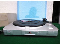 Technovation USB Turntable SS-EO10 for recording / recent needle