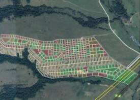 Investment opportunity land plot, in a fast growing area of development