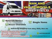 2 Man's & Van