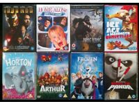 8 New DVDs: Assorted Feature Films (no.5)