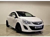 VAUXHALL CORSA 1.2 LIMITED EDITION 3d 83 BHP + 1 PREV OWNER + SERVICE HISTORY (white) 2012