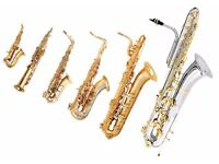 ***ALL SAXOPHONES WANTED!!!***