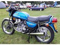 1978 HONDA CX500 Z