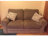Lovely As New 2 Seater Sofa! Delivery Available