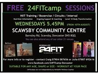 FREE 224FIT sessions - Doncaster