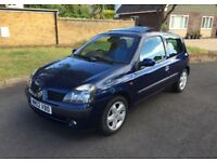Renault Clio 1.2 Extreme Blue 32k