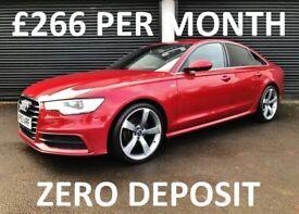 2013 AUDI A6 S LINE 2.0 TDI 177 NOT A4 A5 A7 BMW 320D 330D C220 AMG GOLF LEON PASSAT JETTA MONDEO
