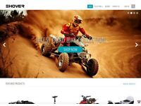eCommerce Online Shop Business For Sale - Trading History - Suppliers List - Domain Included