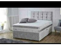 NEW QUALITY DIVAN BEDS FREE DELIVERY