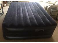 Bestway dreamair air bed king sized