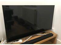 "Samsung 50"" LCD 1080p Smart TV"
