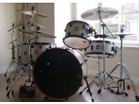 Mapex Mars Retro Fusion Drum Kit (with EXTRAS)