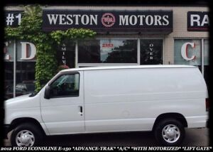 2012 Ford E250 FLEX FUEL* A/C* READY FOR WORK!