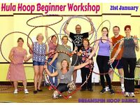 Hula Hoop Workshop - Saturday 21st January 12-2pm