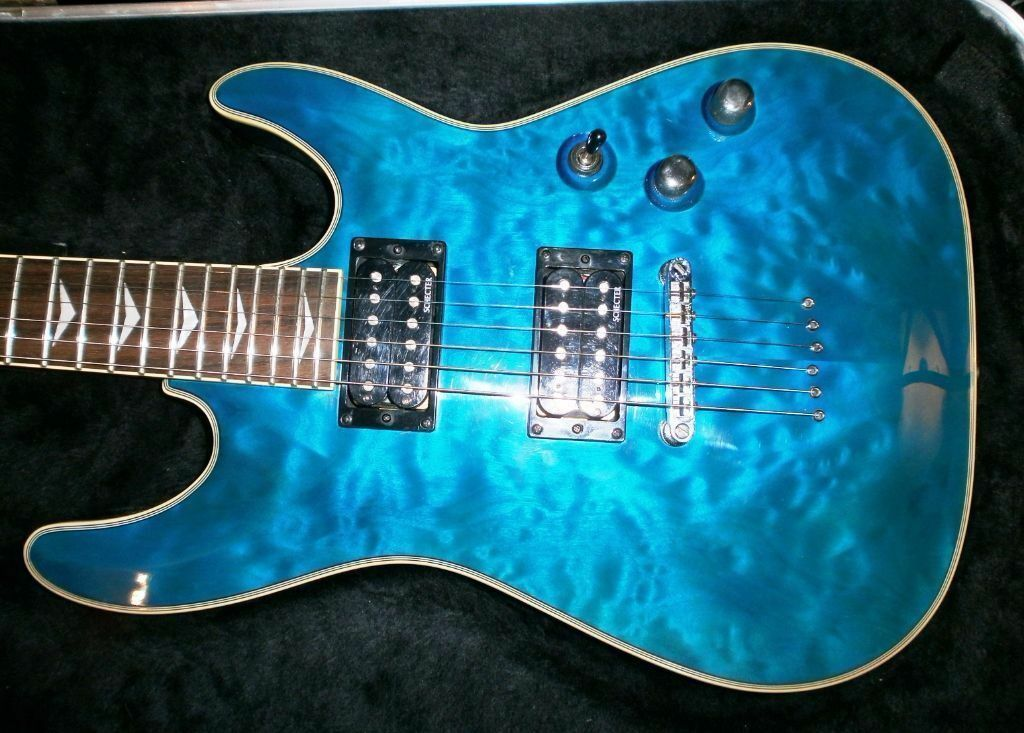 Schecter Diamond Series Extreme