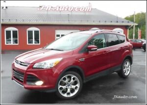 2013 Ford Escape Titanium Ecoboost 4WD 2.0L, GPS