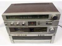 Vintage Toshiba stereo Sound System SL-10R
