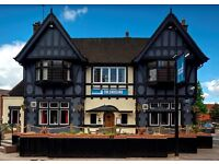 General Manager required for Burton on Trent gastropub.
