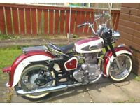 ROYAL ENFIELD INDIAN CHIEF