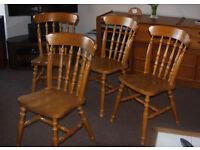 Chairs Pine 4
