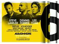 Audiowhore 8TH BIRTHDAY
