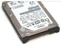 60GB IDE 2.5 Hard drive
