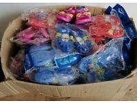 Girls summer sandle bundle size 7-12