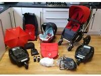 Bugaboo Cameleon (Red)