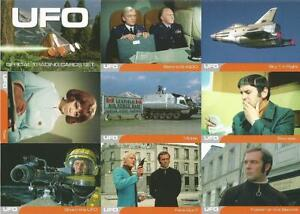 UFO Trading Cards Full 54 Card Base Set of Trading Cards from Unstoppable Cards