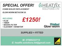 Combi Boiler Replacement (Plumbing-Heating)