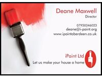 Painter & Decorator iPaint Ltd