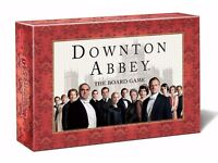 DOWNTON ABBEY BOARD GAME - NEW