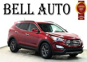 2014 Hyundai Santa Fe Sport 2.4 AWD LUXURY PKG HEATED SEAT BLUET