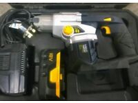 Macallister 18v Rechargeable Allnailer Nail Gun Magnesium Quick Charge