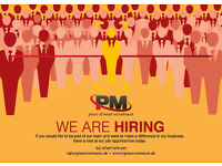 Human Resources Consultant and Recruitment