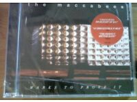 New The Maccabees - Marks to Prove It (2015) CD
